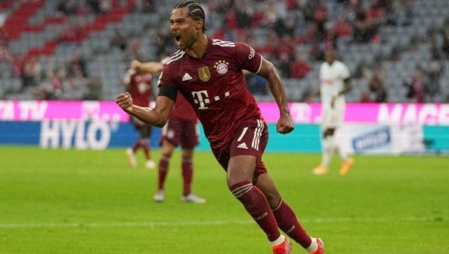 Bundesliga: Serge Gnabry anota dos goles en la victoria del Bayern de Múnich sobre el Colonia;  Unión Berlín empate con Hoffenheim