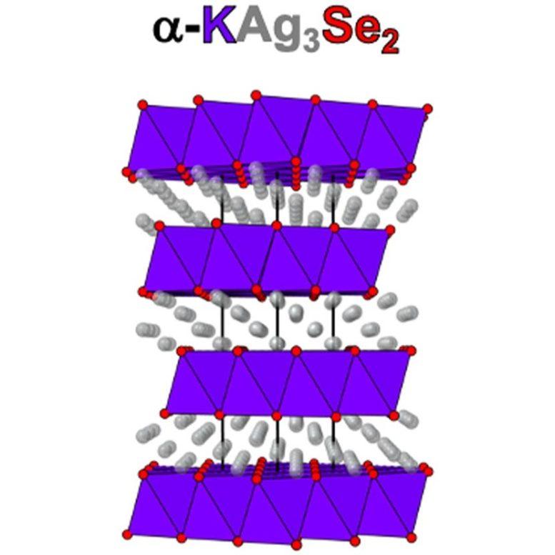 Superconductor 2D de estructura atómica de cuatro capas